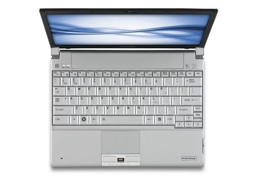 Toshiba Portege R600 Series