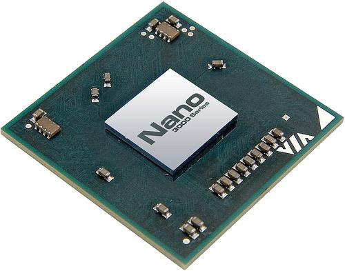 VIA Nano 3000 Series Processor
