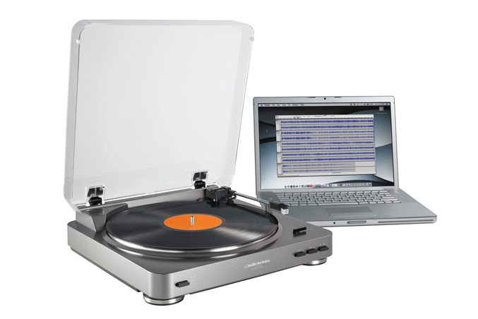 Audio-Technica AT-LP60-USB LP-to-Digital Recording System