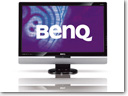 "BenQ debuts 27"" Full HD LCD monitor"