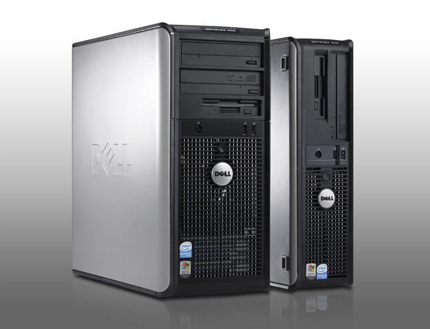 Dell OptiPlex 360 Desktops