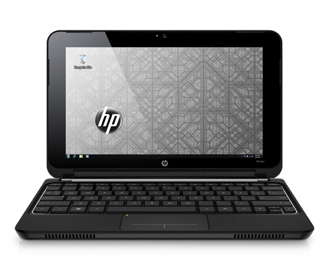 HP Mini 210 - black
