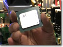 Intel demonstrated futuristic 48-core processor