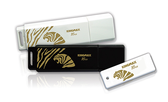 KINGMAX Golden Tiger USB flash drive