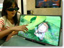 LG announced world's first commercial launch of 3D LCD Monitors