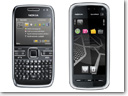 Nokia E72 and Nokia 5800 Navigation Edition are now available in the USA
