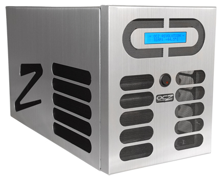 OCZ's Cryo-Z cooling solution