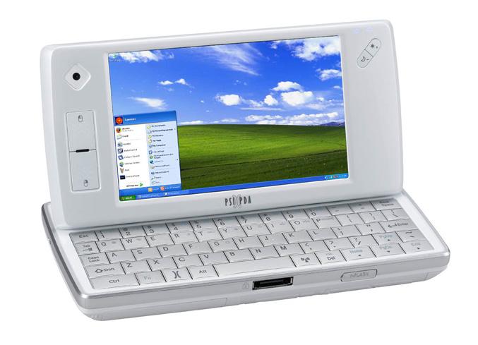PsiXpda UMPC - white