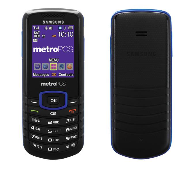 Samsung Stunt (SCH-r100)