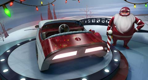 Next-Generation Sleigh for Santa Claus