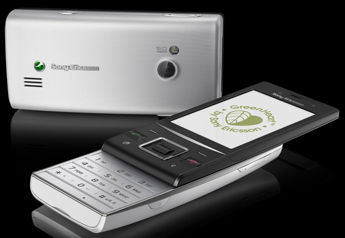 Sony Ericsson announces Elm and Hazel GreenHeart phones and VH700 bluetooth handsfree