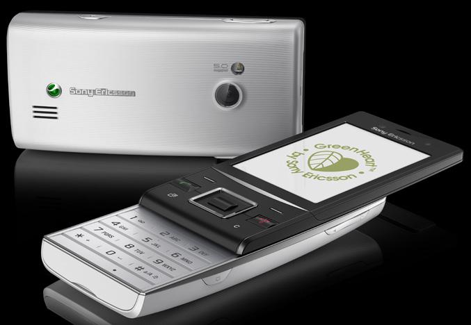 Sony Ericsson Hazel superiorblack