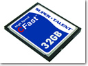 Super Talent released CFast storage cards
