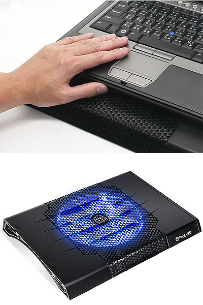 Thermaltake Massive23 ST notebook cooler