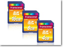 Transcend launches Ultimate Class 10 SDHC Cards