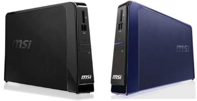 MSI Wind Box DE220