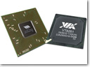 VIA announced VN1000 digital media chipset
