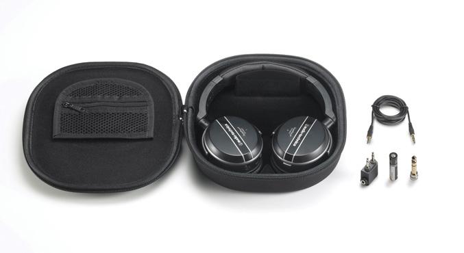 ATH-ANC27 QuietPoint Active Noise cancelling Headphones