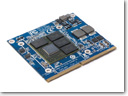 AMD introduced ATI Radeon E4690 Mobile PCI Express module