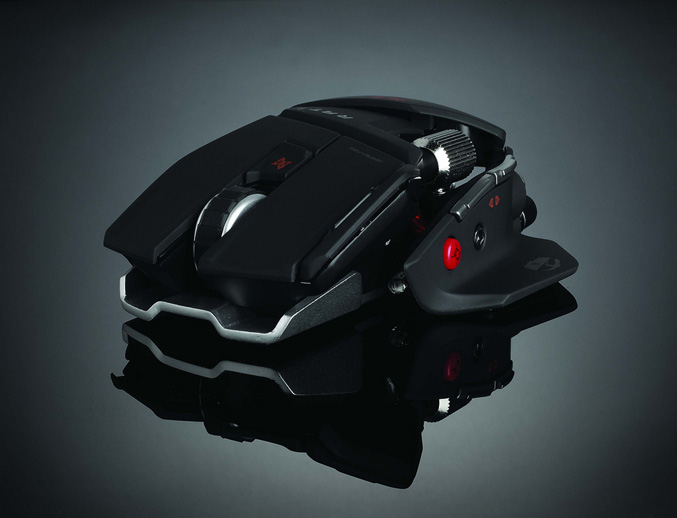 MadCatz Cyborg R.A.T. Gaming Mice