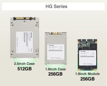 Toshiba HG series
