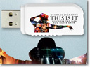 Kingston Kingston DataTraveler  USB Flash drive – Michael Jackson's THIS IS IT