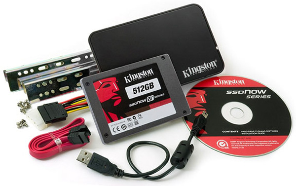 Kingston SSDNow V+ SSD