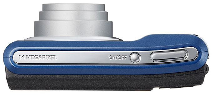 Olympus FE-47 blue