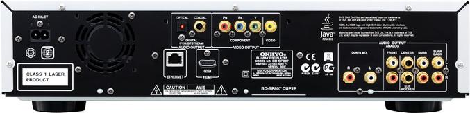 Onkyo BD-SP807