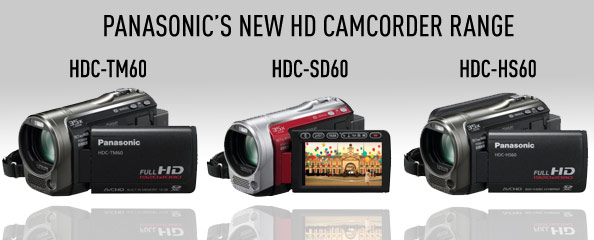 Panasonic New HD Camcorder