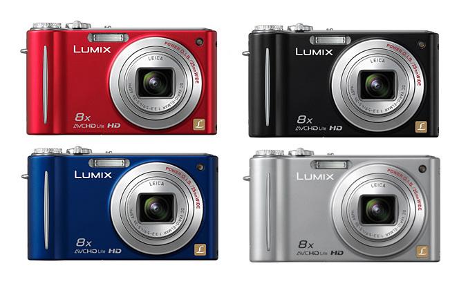 Panasonic Lumix DMC-ZR3
