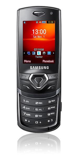 Samsung Shark 2 (S5550)