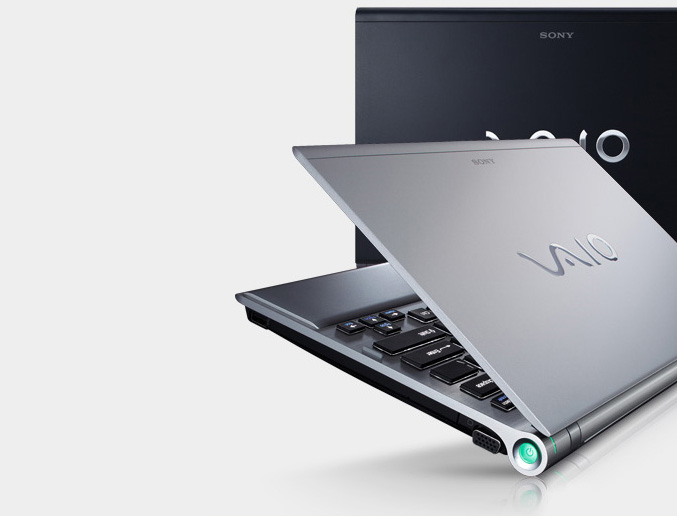 Sony Vaio Z series main