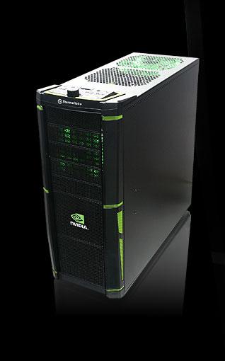 Thermaltake Element V NVIDIA Edition Case