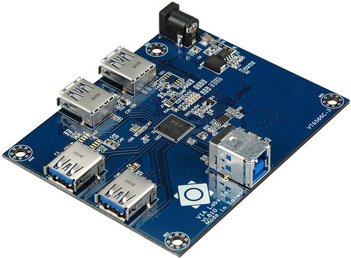 VIA VL810 SuperSpeed Hub Demo Board