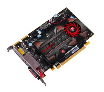 XFX ATI Radeon 5670