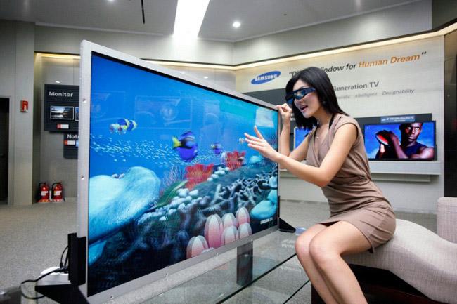 Samsung 3D LCD