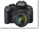 Canon EOS Rebel T2i 18-megapixel Digital SLR