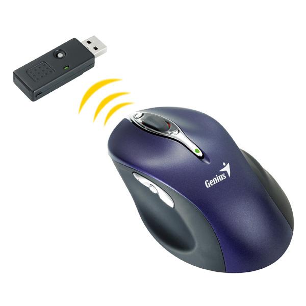 Genius wireless ergonomic mouse Ergo 600