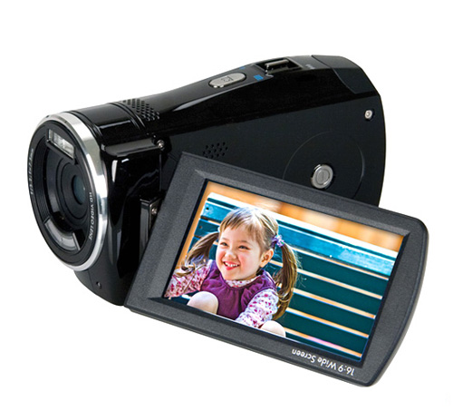 HP unveils new touchscreen cameras and camcorders