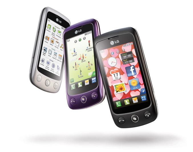 LG Cookie Plus (LG-GS500)