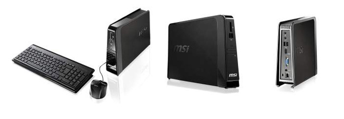 MSI Wind Box DE220/DC220DC220