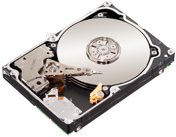 Seagate Constellation ES HDD