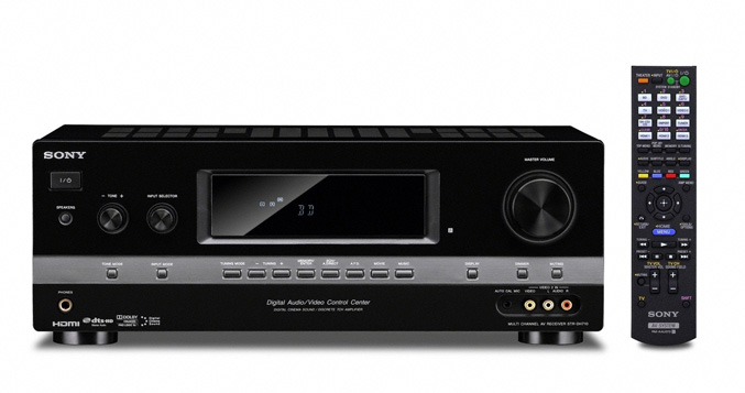 Sony STR-DH710 AV Receiver
