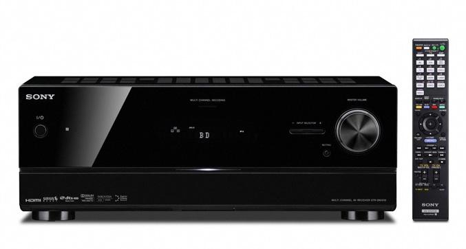 Sony STR-DN1010