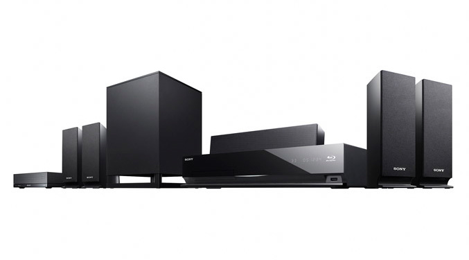 Sony BDV-E770W Blu-ray Disc Home Theater System