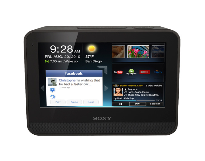 Sony Dash Personal Interent Viewer