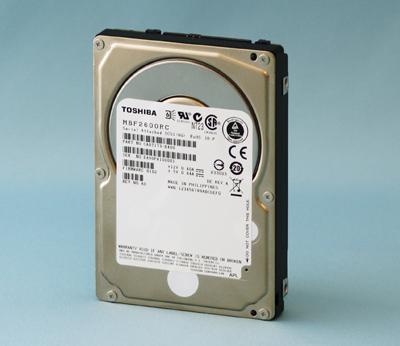 Toshiba MBF2600RC HDD