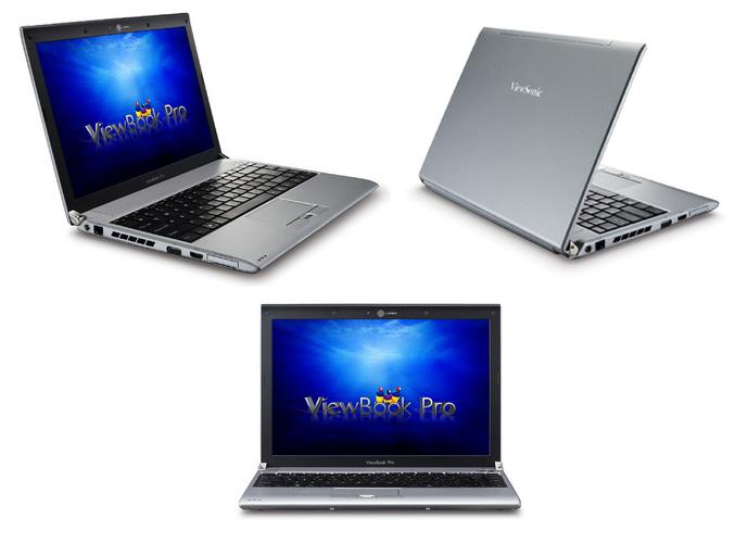 ViewSonic VNB131 ViewBook Pro
