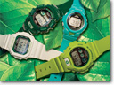 Casio unveils Limited Edition Go Green G-Shock